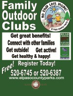 Family Outdoor Club Passport