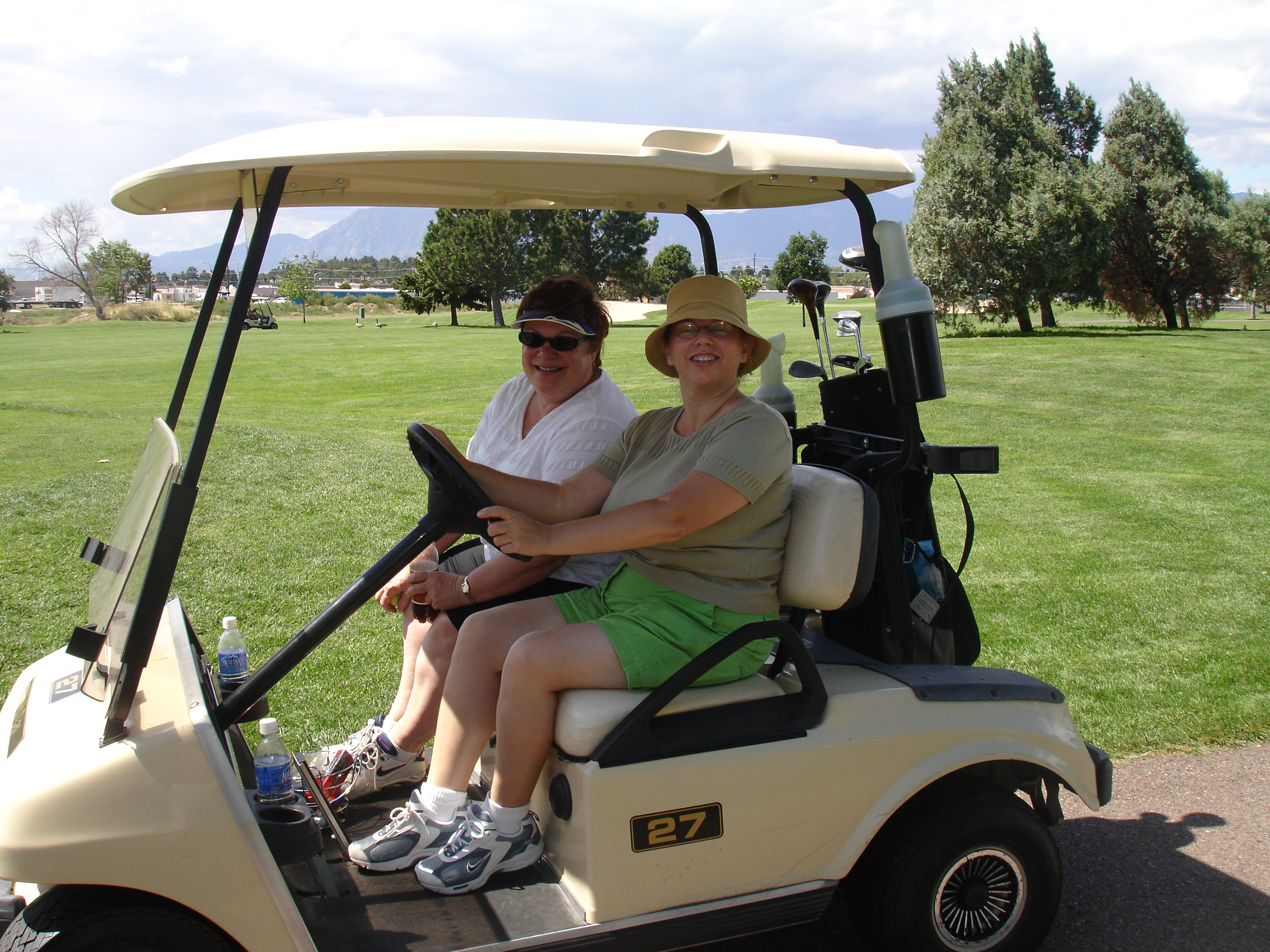 Fountain Valley Senior Center 9th Annual Golf Tournament