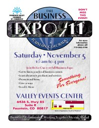 Fountain Valley Business Owners Expo