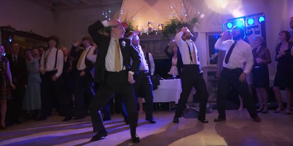 Justin Beiber Wedding Dance for Emily Goes Viral