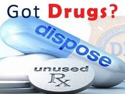 Drug Take Back Day is Here