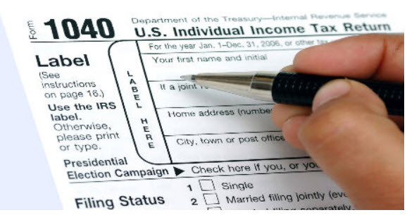 Last Day to File Taxes on April 15th