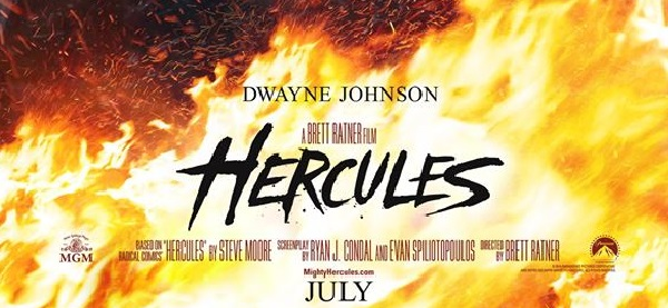 Hercules - Official Teaser Trailer