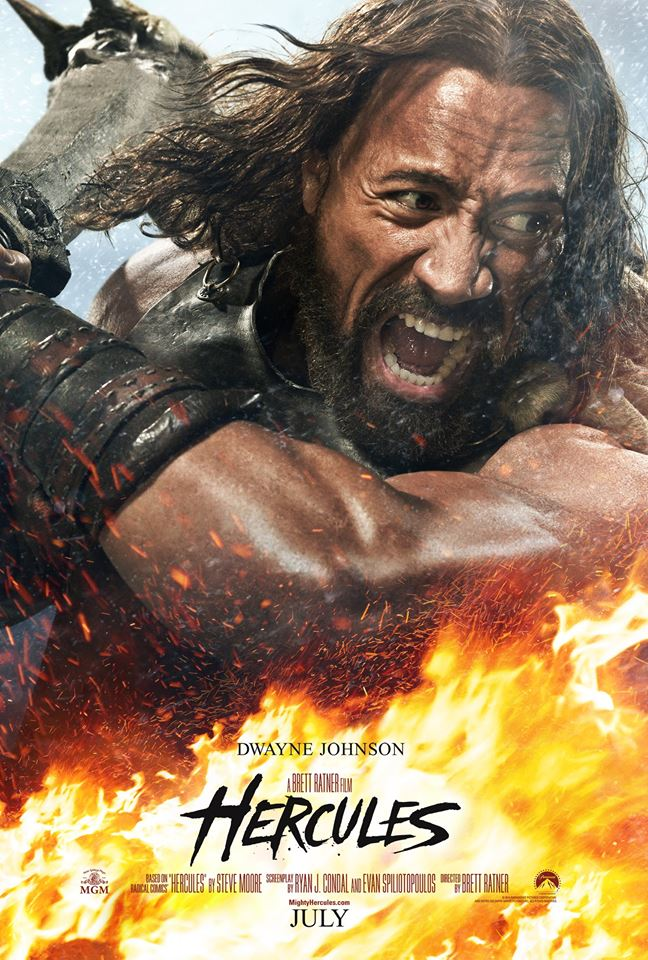 Hercules – Official Teaser Trailer