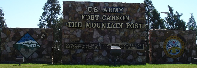 Gate Closurers at Fort Carson