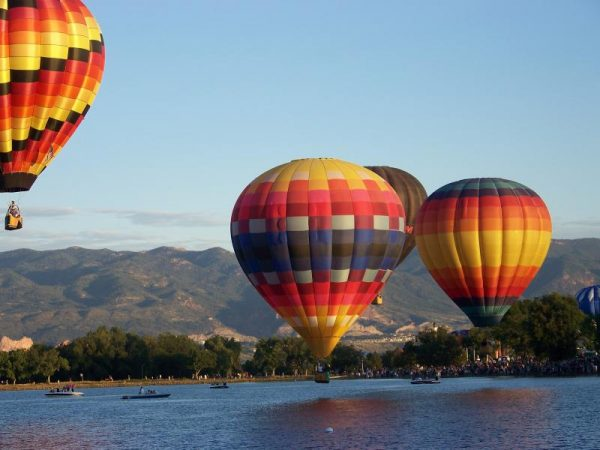Balloon Festival Colorado Springs