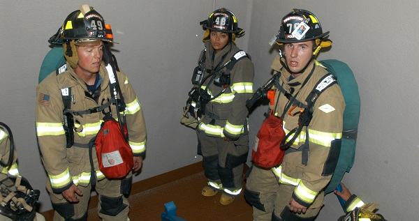Denver 9/11 Memorial Stair Climb