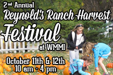 Reynolds Ranch Harvest Festival at Western Museum of Mining and Industry