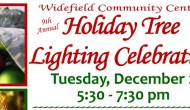 Annual Tree Lighting at Widefield Community Center