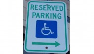 Handicap Parking $350 Fine