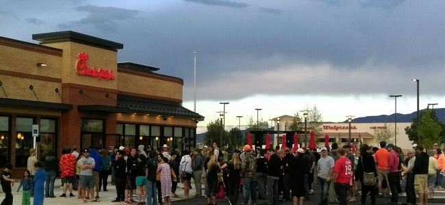 Fountain's First Chick-fil-A Restaurant Opening June 18
