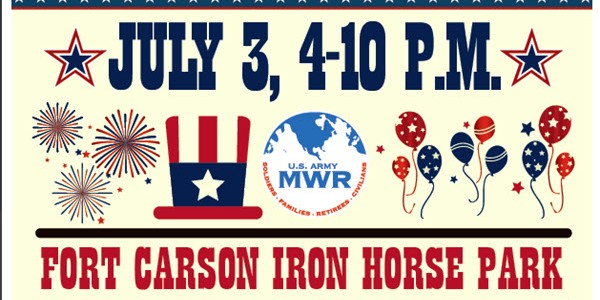 Fort Carson July 4th on the 3rd Events