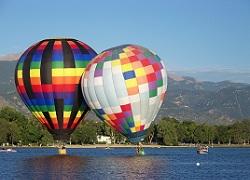Colorado Springs Balloon Festival Is On!