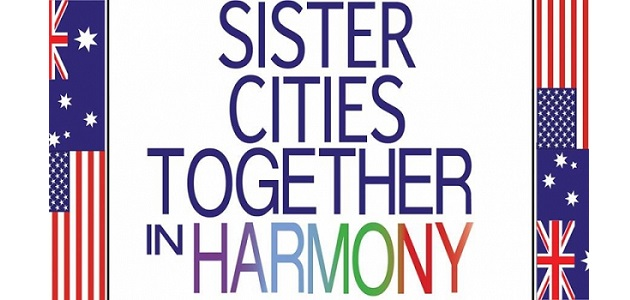 Sister Cities Together in Harmony Concert