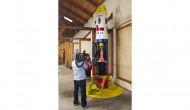 Chilean Mine Rescue Pod is at Western Museum of Mining