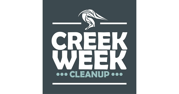 Creek Week Cleanup Registration 2016