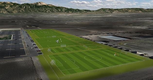 Colorado Soccer Club Has a Home in East Colorado Springs