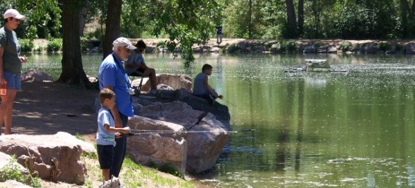 Fishing Limits Lifted for Pikeview Reservoir