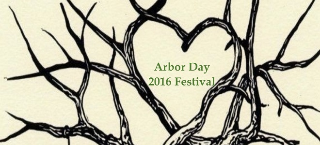 Arbor Day Festival in Fountain