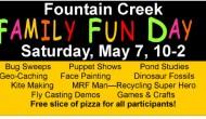 Fountain Creek Family Fun Day