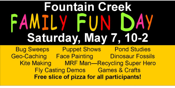 Fountain Creek Family Fun Day