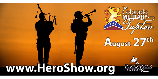 Military Music Show in Colorado Springs