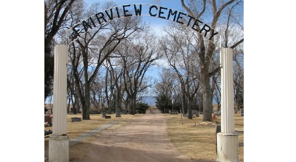 Fairview Cemetery Tour in Fountain