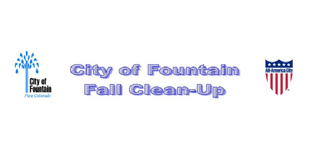 Clean Up Week Updates in Fountain Colorado