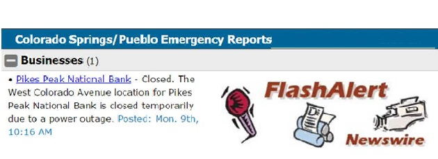 Power Outages Close Schools and Businesses