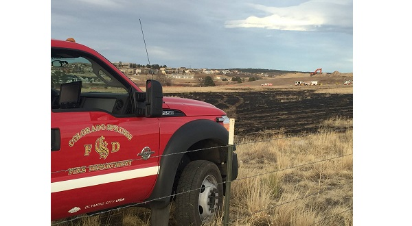 Burn Restrictions For Colorado Springs in Effect