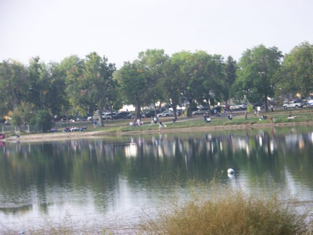 SHOOTING AT MEMORIAL PARK