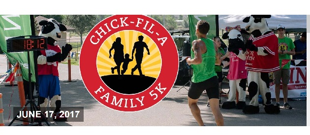 CHICK-FIL-A® FAMILY 5K