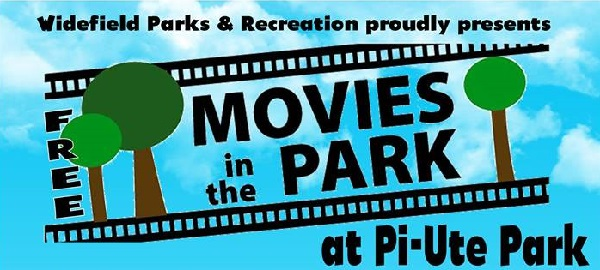 Free Movie at Pi-Ute Park