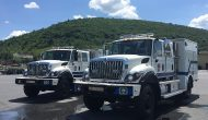 New Fire Engines for Wildfires in Colorado