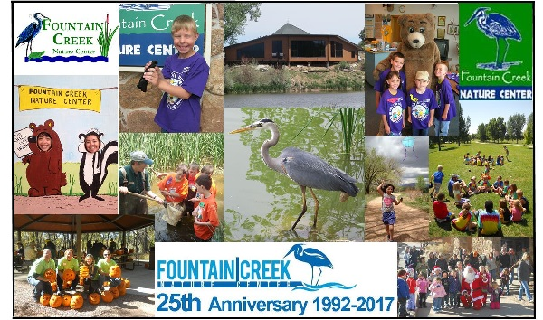 Fountain Creek Nature Center 25th Anniversary Celebration
