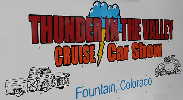 Thunder in the Valley Car Show