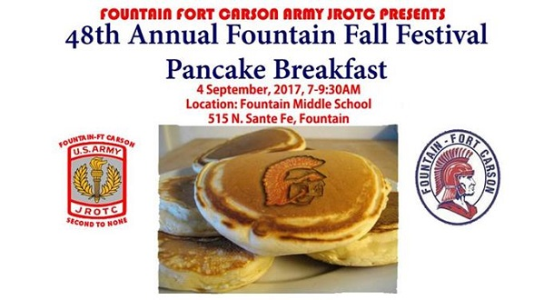 Fall Festival Pancake Breakfast