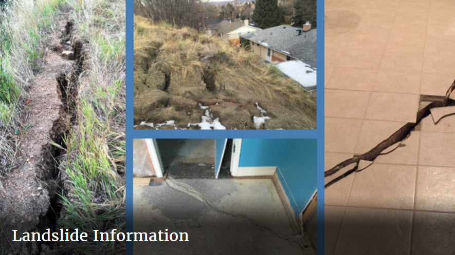 City Mitigation Grants to Acquire Landslide Impacted Homes