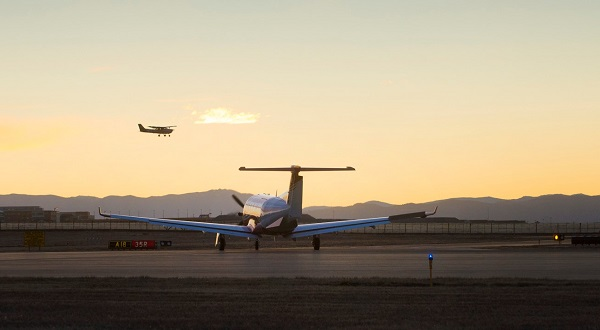 Colorado Sends Aircraft to Assist with California Wildfires