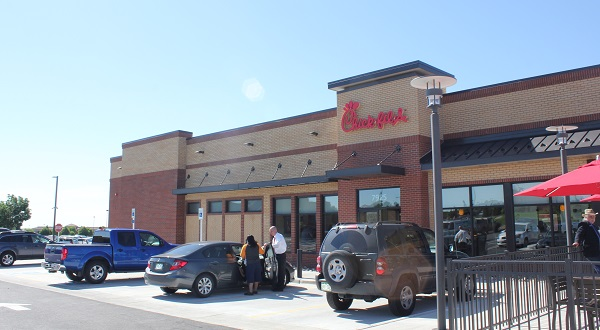 Free Chick-fil-A Breakfast on Wednesday in February