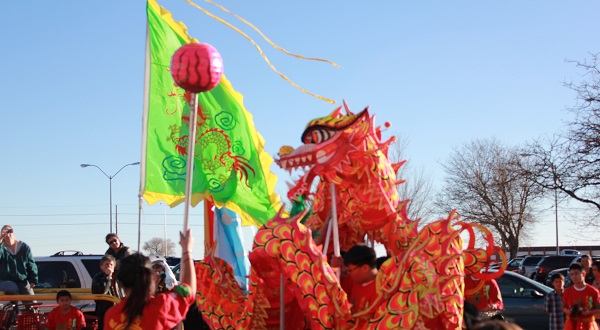 Chinese New Year in Colorado Springs