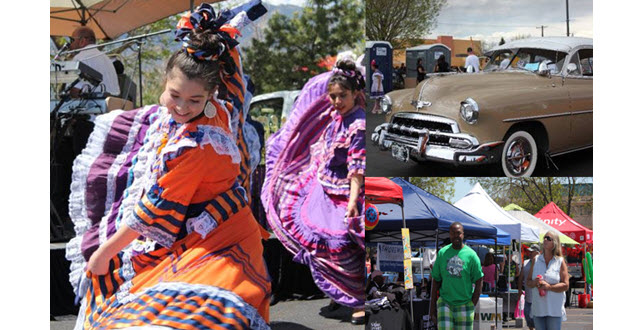 Colorado Springs Cinco de Mayo Fiesta and Car Show