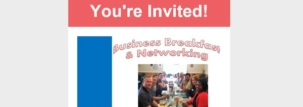 Fountain Chamber Business Breakfast