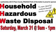 Household Hazardous Waste Disposal in Widefield