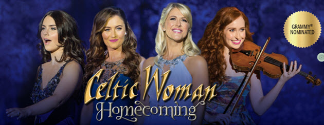 Celtic Women Live From Ireland