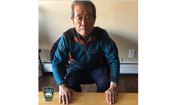 Missing Person Jum Soo Kim Has Been Found