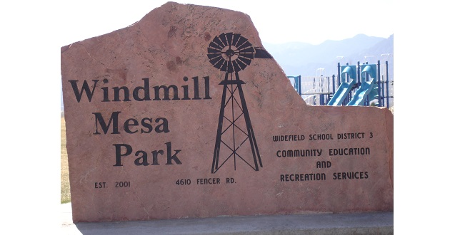 Windmill Mesa Park Renovations
