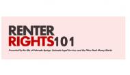 Renters Rights 101 in Colorado Springs