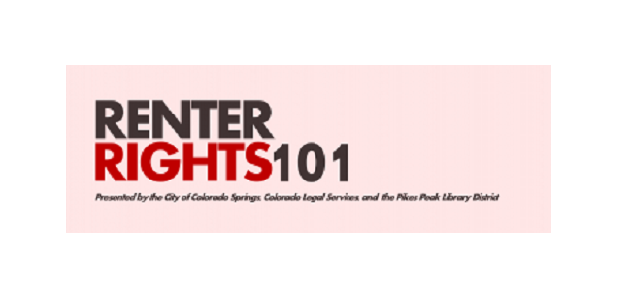 Renters Rights 101 in Colorado Springs