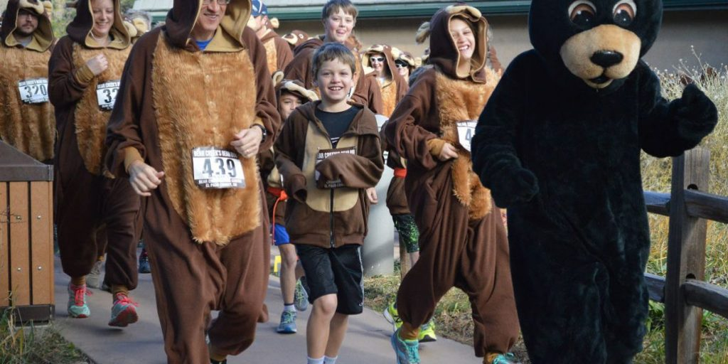 Bear Creek's 4th Annual Bear Run Fundraiser